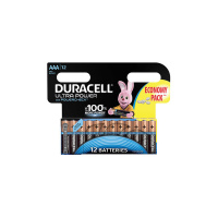 Батарейка DURACELL Ultra Power AAA LR03/286 BL12 (1шт)